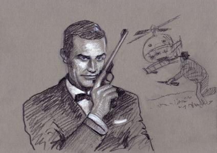 J. Barry, M Norman, P. McCartney : James Bond