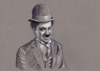 Charlie Chaplin : Smile