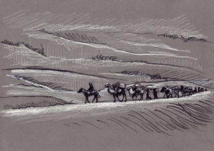 Alexander Borodin : Steppenskizze aus Mittelasien